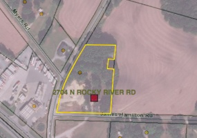 2704 N. Rocky River Road, Monroe, North Carolina, ,Land,For Sale,2704 N. Rocky River Road,1048