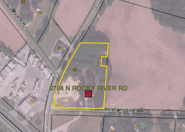 2704 N. Rocky River Road, Monroe, North Carolina, ,Land,For Sale,2704 N. Rocky River Road,1048